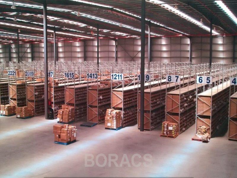 Longspan Logix warehouse p1 web wm11 pallet rack à palettes estanterías para palet Palettenregale Pallställ Kuormalavahylly Pallereol