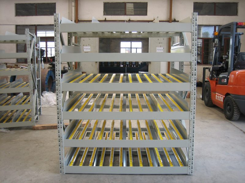 Longspan carton Live flow 1 wm11 pallet rack à palettes estanterías para palet Palettenregale Pallställ Kuormalavahylly Pallereol