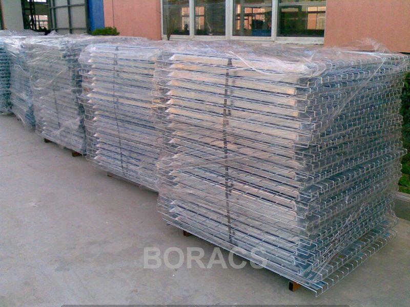 Mesh Deck pack wm11 Plateaux fils cubierta de malla de alambre Stålnet hylde